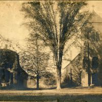 St. James's Episcopal Church and Rectory, South Main Street
