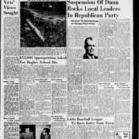 West Hartford News, vol. 16, (repeated) issues 32-36, June, 1949