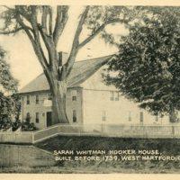 Sarah Whitman Hooker House