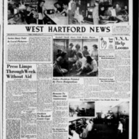 West Hartford News, vol. 16, (repeated) issues 50-53, October, 1949