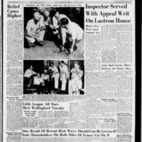 West Hartford News, vol. 16, (repeated) issues 41-44, including issue 44--August 25--School Fashion Preview Supplement, August, 1949