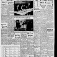 West Hartford News, vol. 16, (repeated) issues 24-27, April, 1949