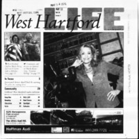West Hartford LIFE, vol. 14, issue 1, May 2011