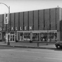 Sage Allen Department Store
